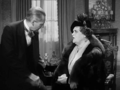 Carlotta and Oliver reminisce.