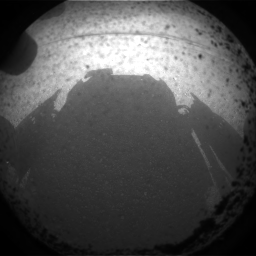 "The first picture from NASA's ""Curiosity"" Rover"
